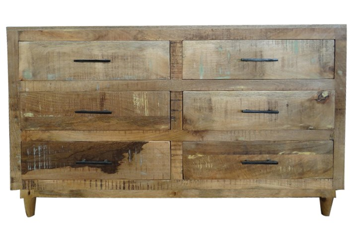 Casimir 6-Drawer Dresser