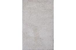 60X84 Rug-Velardi Ivory Shag