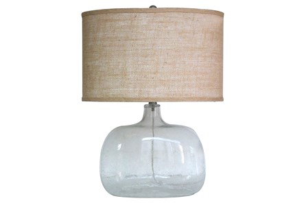 Table Lamp-Kerri Glass