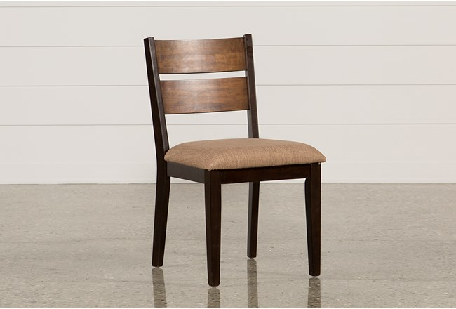 Spencer Woodback Side Chair - 360