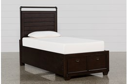 Elliot Twin Storage Bed