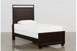 Elliot Twin Panel Bed