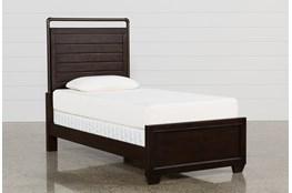 Elliot Twin Panel Bed