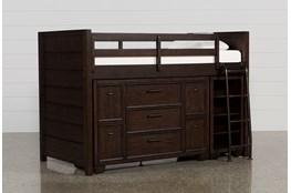 Elliot Twin Junior Storage Loft Bed