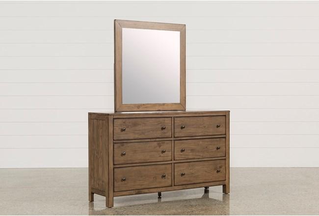 Brooke Dresser/Mirror - 360