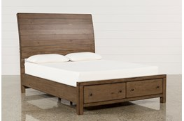 Brooke Eastern King Storage Bed