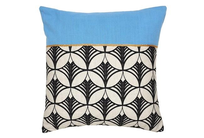 Accent Pillow-Tallulah Blue 18X18 - 360