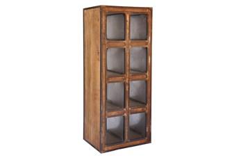 Rajah 8-Shelf Bookcase