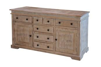 Nasima 7-Drawer/2-Door Cabinet