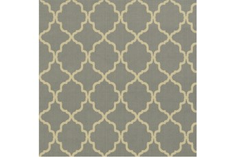 94X94 Square Rug-Montauk Grey