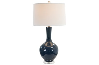 Table Lamp-Sloane Navy