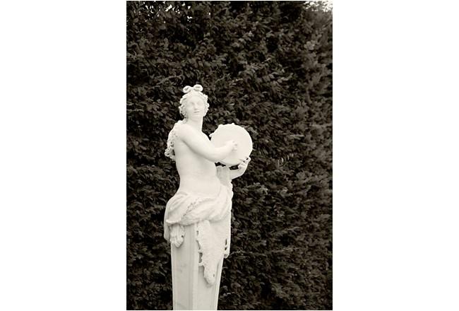 Picture-24X36 Garden Statuary By Karyn Millet - 360