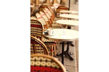 Picture-24X36 Cafe Society By Karyn Millet