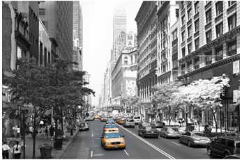 Picture-36X24 New York, New York By Karyn Millet