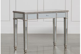 Hayworth Mirrored Vanity Desk