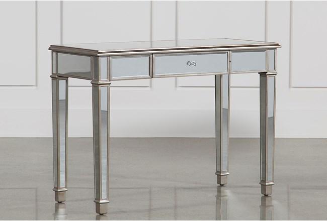 Hayworth Mirrored Vanity Desk - 360