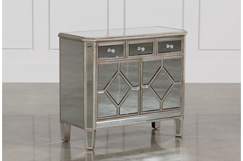 Hayworth Mirrored Chest Of Drawers