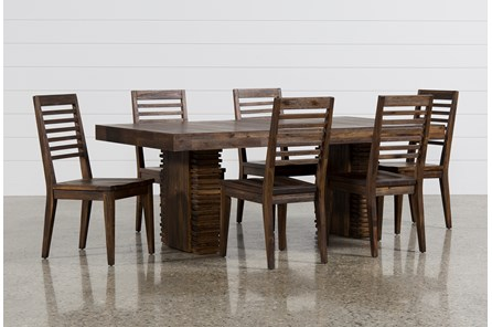 Teagan 7 Piece Extension Dining Set