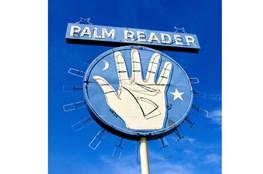 Picture-36X36 Palm Reader By Matthew Ehrmann