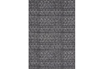 26X48 Rug-Luca Dark Grey