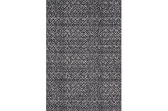 120X158 Rug-Luca Dark Grey