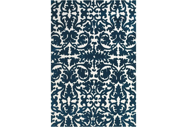114X162 Rug-Veritas Midnight Blue - 360