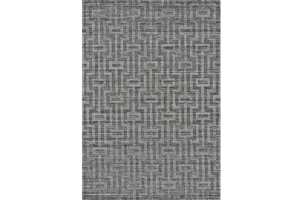 102X138 Rug-Harrison Graphite