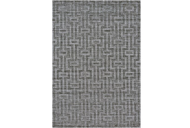 102X138 Rug-Harrison Graphite - 360