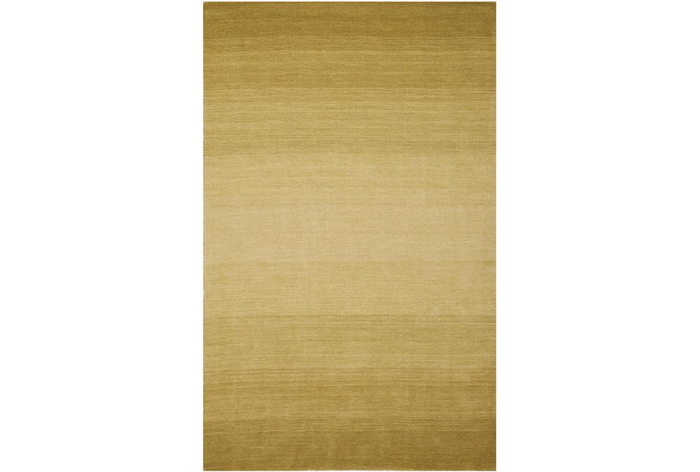 93X117 Rug-Ombre Lime