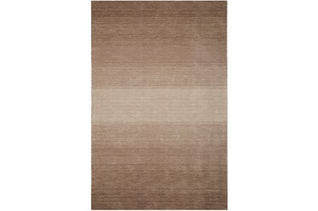 93X117 Rug-Ombre Taupe
