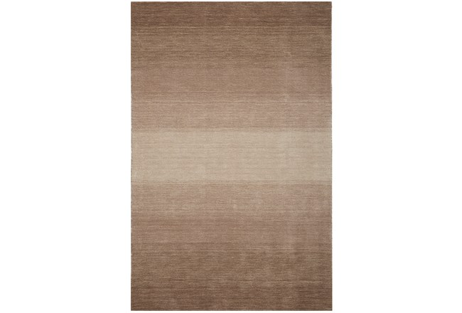 93X117 Rug-Ombre Taupe - 360
