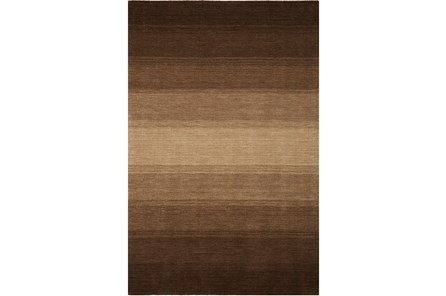 60X87 Rug-Ombre Chocolate