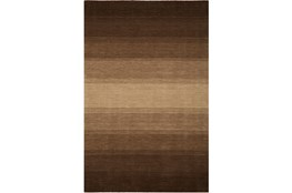 93X117 Rug-Ombre Chocolate