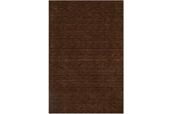 96X120 Rug-Gabbeh Chocolate