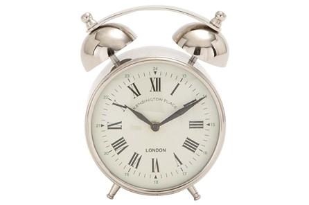 7 Inch Metal Table Clock