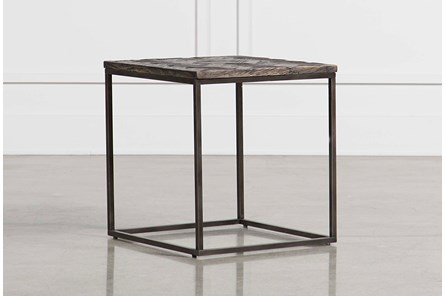 Cinna Square End Table
