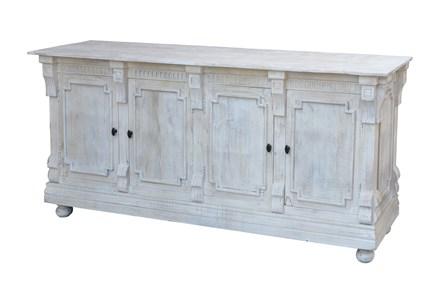 Kari White 4-Door Sideboard