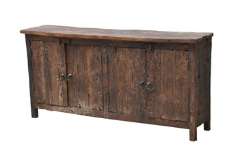 Patel 4-Door Sideboard