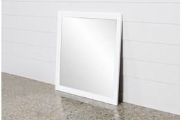 Bayside White Mirror