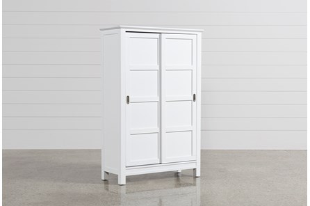 Bayside White Wardrobe