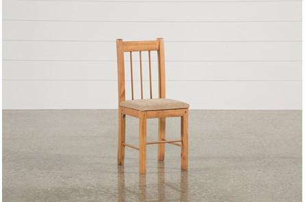 Summit Caramel Desk Chair
