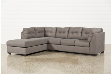 Maier Charcoal 2 Piece Sectional W/Laf Chaise