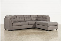 Maier Charcoal 2 Piece Sectional W/Raf Chaise