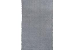 39X63 Rug-Elation Shag Grey