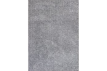 39X63 Rug-Elation Shag Heather Grey