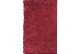 39X63 Rug-Elation Shag Red