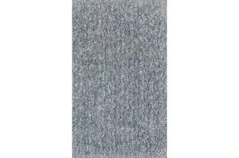 39X63 Rug-Elation Shag Heather Slate