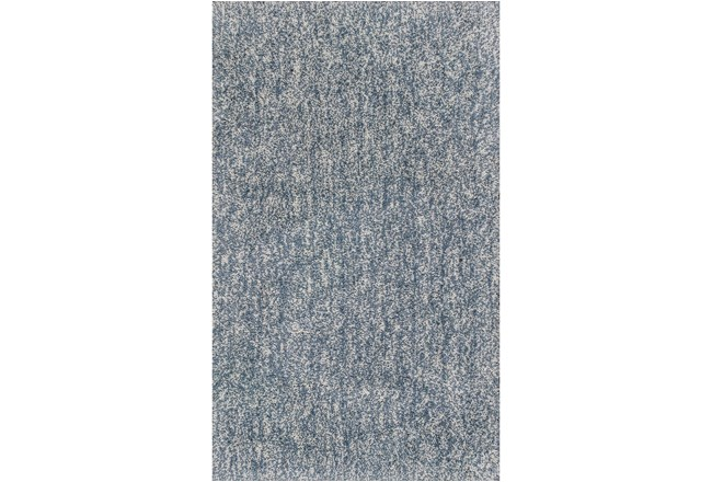 60X84 Rug-Elation Shag Heather Slate - 360