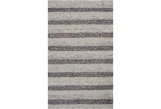 39X63 Rug-Charlize Grey/White - 360