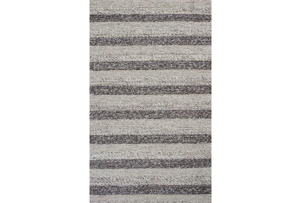 60X84 Rug-Charlize Grey/White